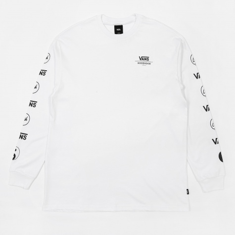 Vault x Goodhood Logo L/S T-Shirt - White