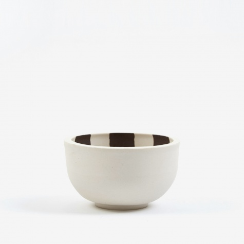 Medium Incense Bowl - Porcelain Inside Check