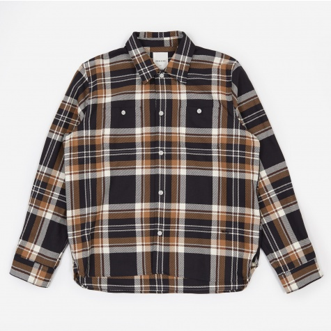 Franco Shirt - Khaki Check
