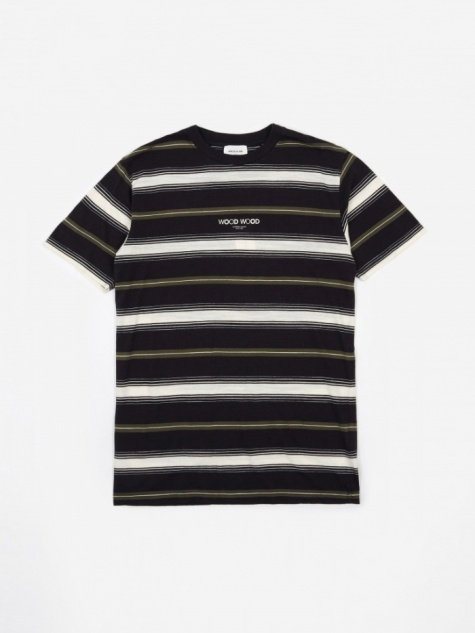 Perry T-Shirt - Navy Stripe