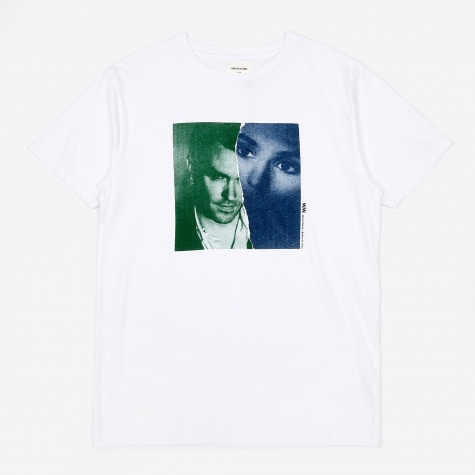 Moz/Sin T-Shirt - Bright White