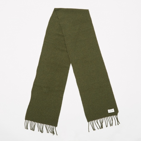 Karlo Scarf - Dark Green