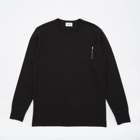 Lui Long Sleeve T-Shirt - Black