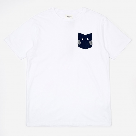 Lurker T-Shirt - Bright White