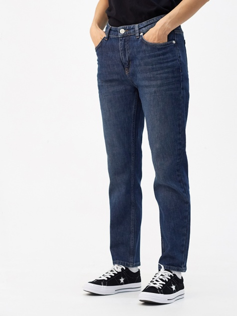 Eve Jeans - Mid Blue