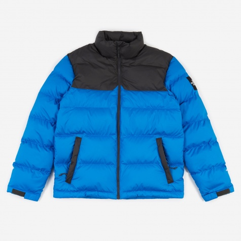 The North Face 1992 Nuptse Jacket - Bomber Blue/Asphalt Grey