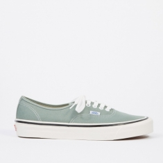 Vans UA Authentic 44 DX - (Anaheim Factory) OG Lichen