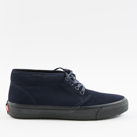 UA Chukka Wafflesaw - Parisian Night/Black