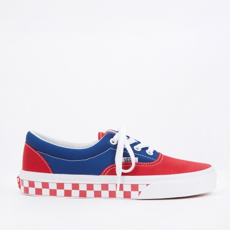 UA Era - (BMX Checkerboard) True Blue/Red