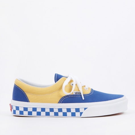 UA Era - (BMX Checkerboard) True Blue/Yellow