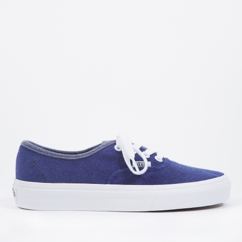 Authentic - (Vans Terry) Medieval Blue