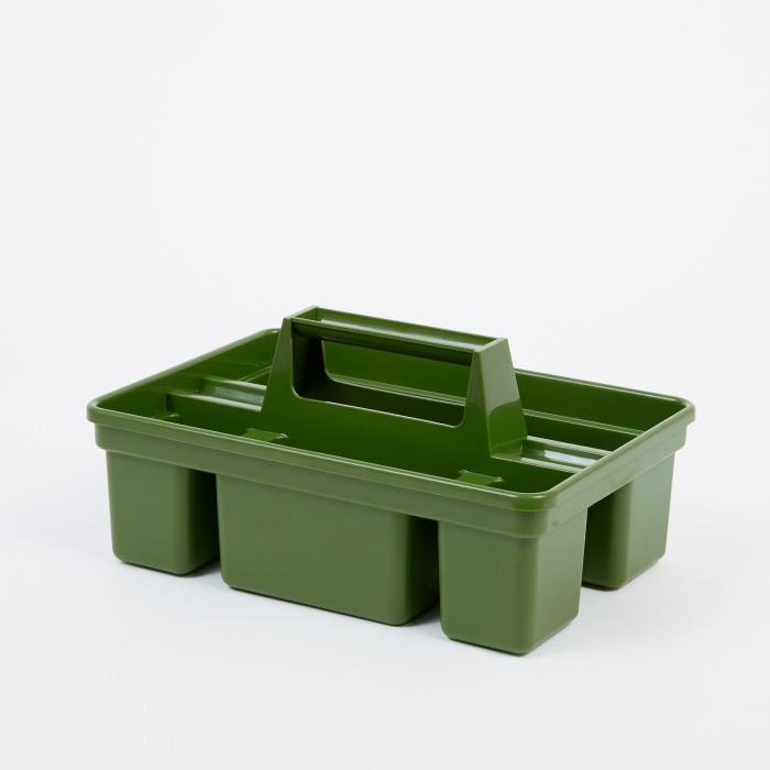 Hightide | Penco Hightide Penco Storage Caddy - Green (Image 1)
