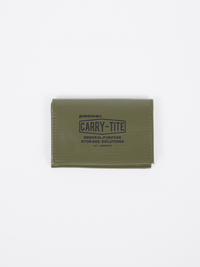 Hightide | Penco Hightide Penco Carry-Tite Case Small - Green (Image 1)