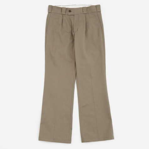 Straight Pant - Lovat Green