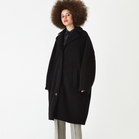 Wooly Coat - Black