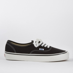 Vans Authentic 44 DX - (Anaheim Factory) Black