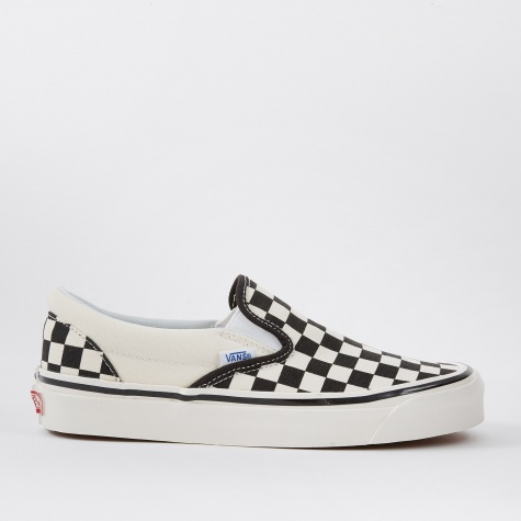 UA Classic Slip-On 98 DX - Checkerboard