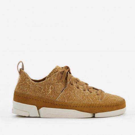 Clarks Trigenic Flex - Oak Suede