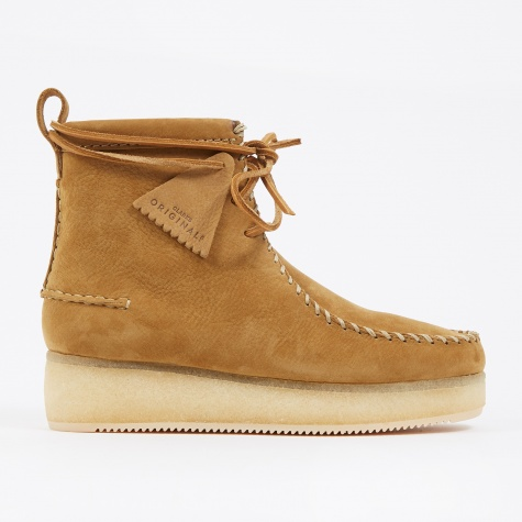 Clarks Wallabee Craft - Oak Nubuck
