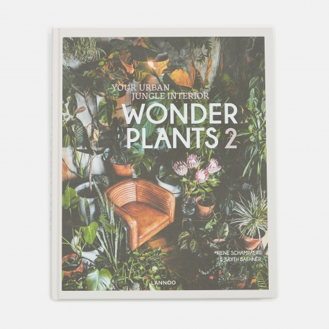 Wonder Plants 2 - Your Urban Jungle Interior