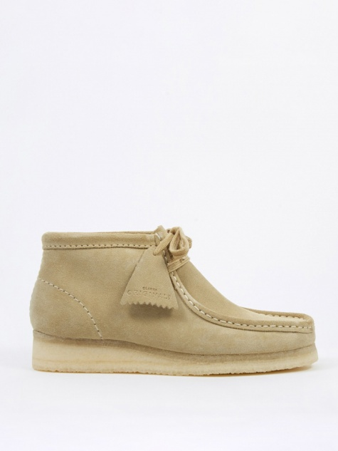 Clarks Wallabee Boot - Maple