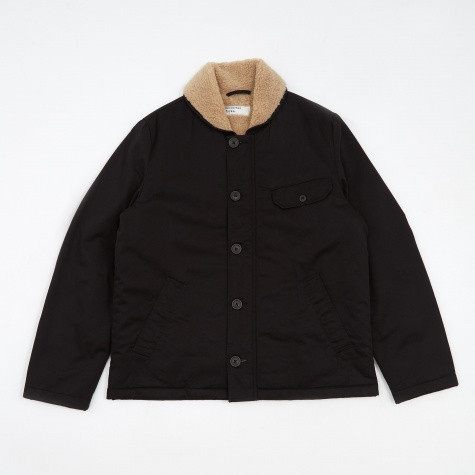 Twill N1 Jacket - Black