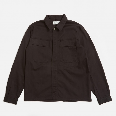 MW Chore Overshirt - Black