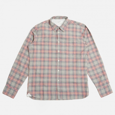 Standard Shirt - Grey Check