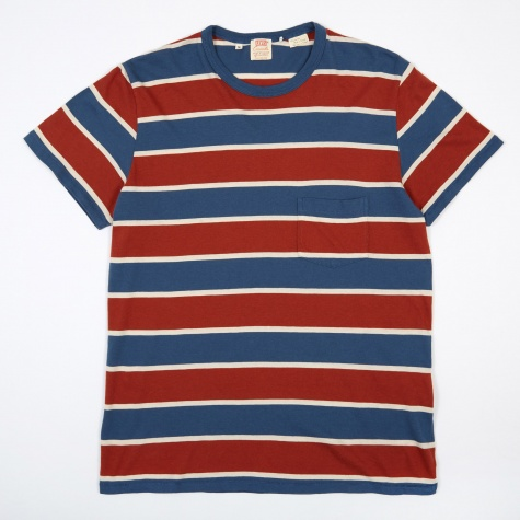 1960s Casuals Stripe T-Shirt