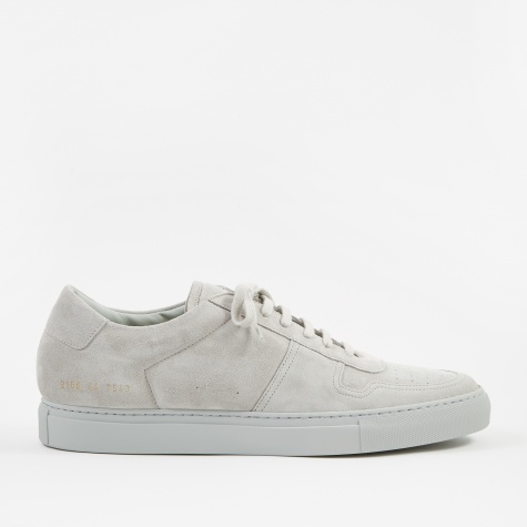 Bball Low Suede - Grey
