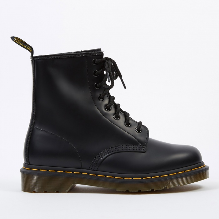 Dr Martens Dr. Martens 1460 - Black Smooth (Image 1)