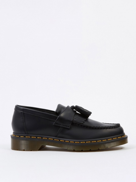 Dr. Martens Adrian - Black Smooth
