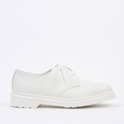 Dr. Martens 1461 Mono - White Smooth