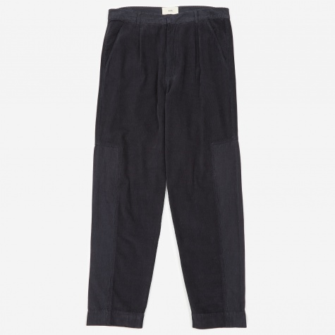 Fraction Trouser - Charcoal