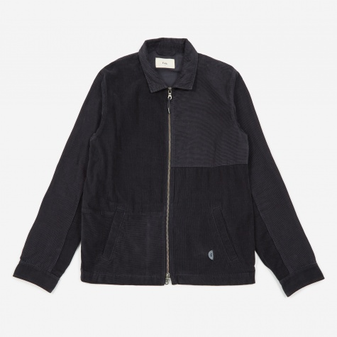 Fraction Jacket - Charcoal