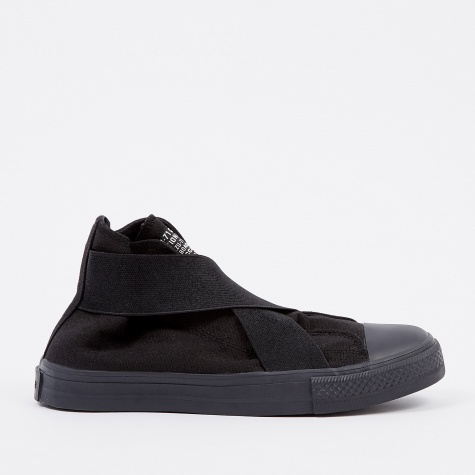Belted Trainer - Black