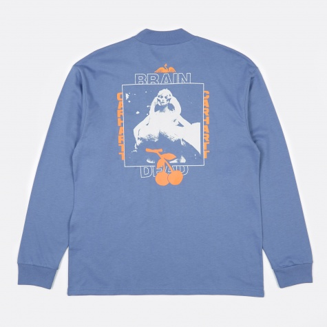 x Carhartt Swan Long Sleeve T-Shirt - Monsoon