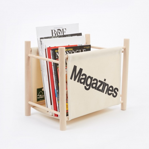 Magazine Rack - Natural