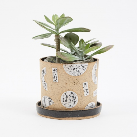 Positive Rocks Planter