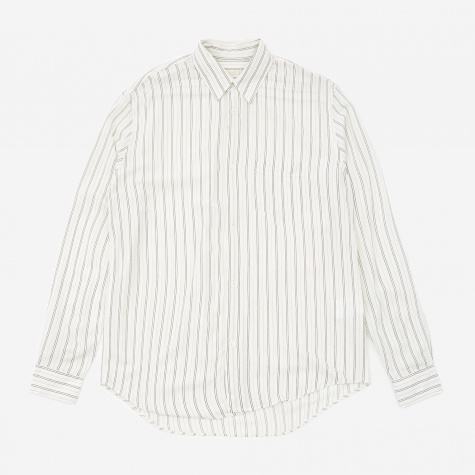 Initial Shirt - Cigarill Stripe