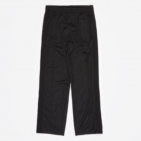 Side Stripe Tuxedo Track Pants - Black