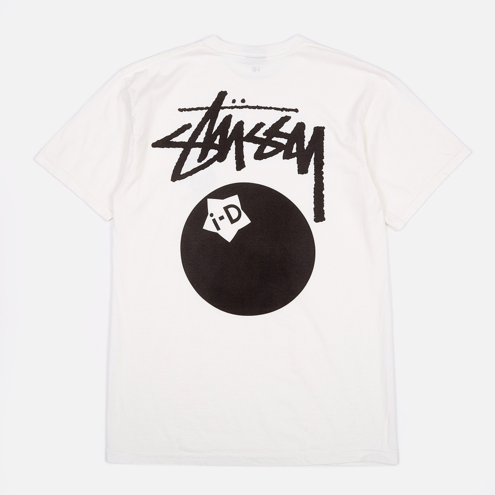 D I X Ball Shirt T Magazine Natural Stussy 8 O61UqAA