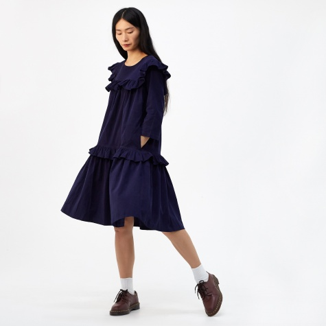 Carter Dress - Navy