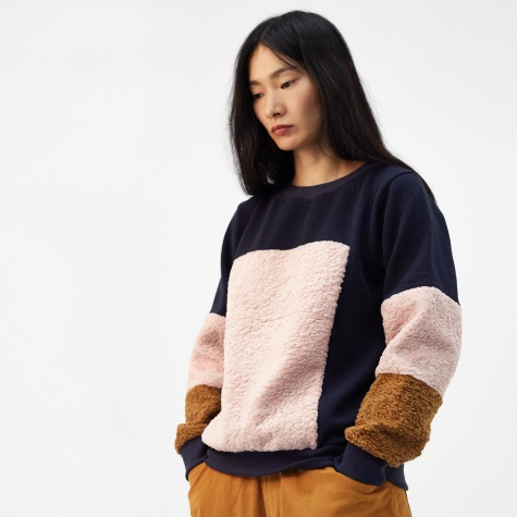 Orson Jumper - Navy