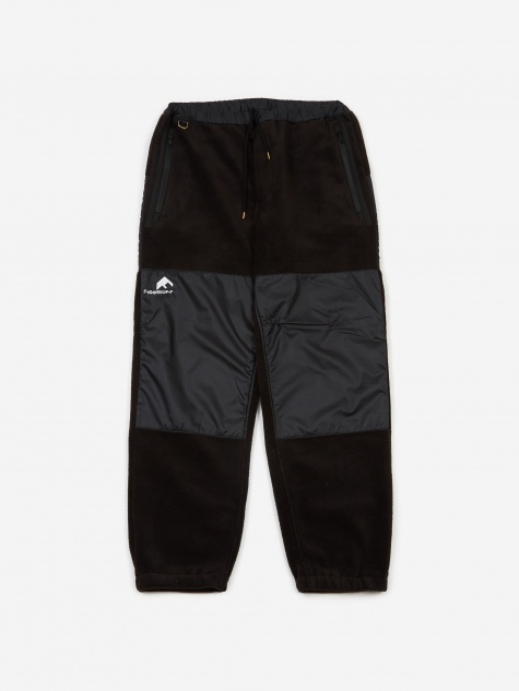 Fleece Trouser - Black