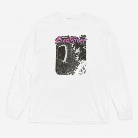 Enemy L/S T-Shirt - White