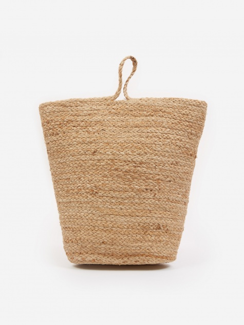 Mira Hemp Storage Basket - Large