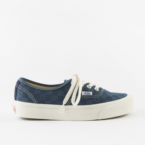 Vault OG Authentic LX - (Canvas/Suede) Checkerboard/Majo