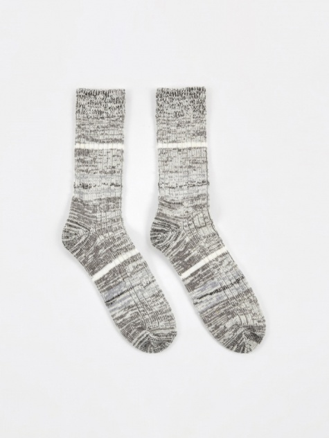 Wigwam Mingle Sock - Black (Image 1)