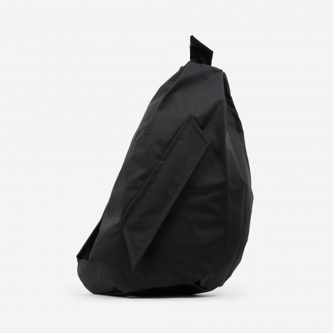 x Raf Simons Sleek Sling Bag - Black Refined